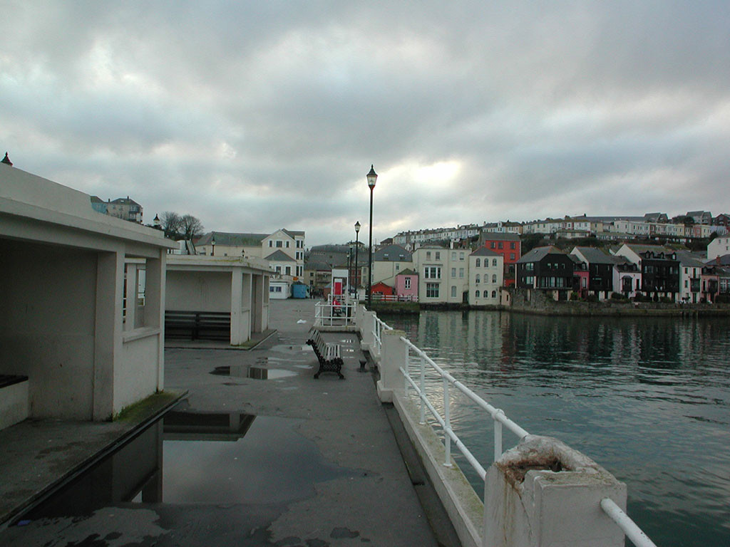 Falmouth Prince of Wales Pier