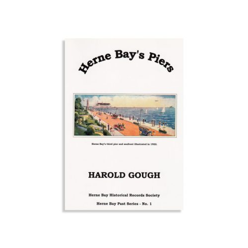 Herne Bay's Piers by Harold Gough