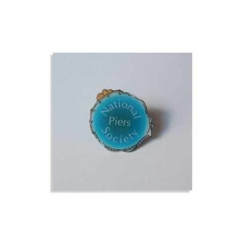 NPS pin badge