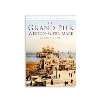 The Grand Pier Weston-Super-Mare by Sharon Poole
