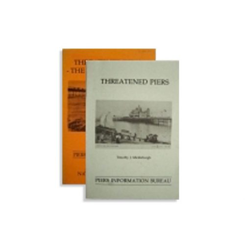 Threatened Piers (1990) and The Saga Continues (1992) by Timothy Mickleburgh
