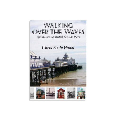 Walking Over the Waves by Chris Foote Wood